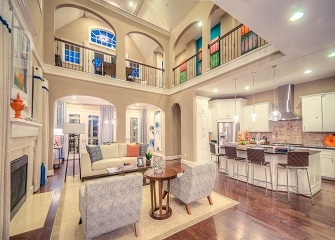 Pulte home model